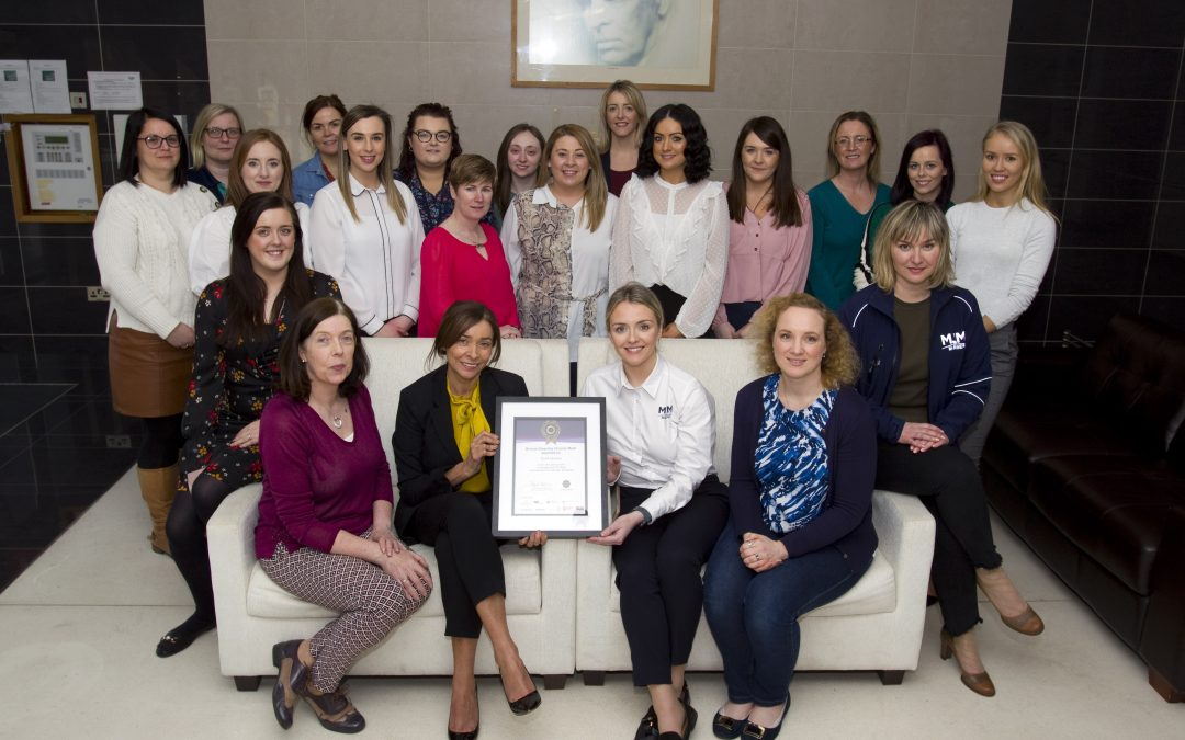 MJM Marine celebrates International Women's Day with Diversity Mark