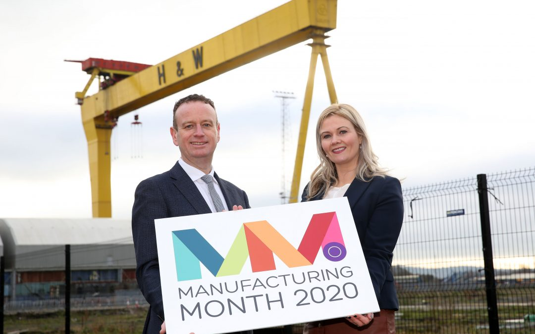 Manufacturing Month underway to celebrate local manufacturing success stories