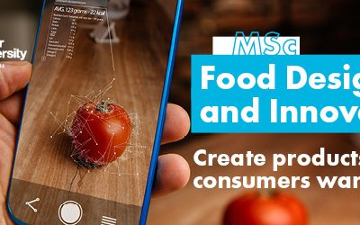 MSc Food Design and Innovation